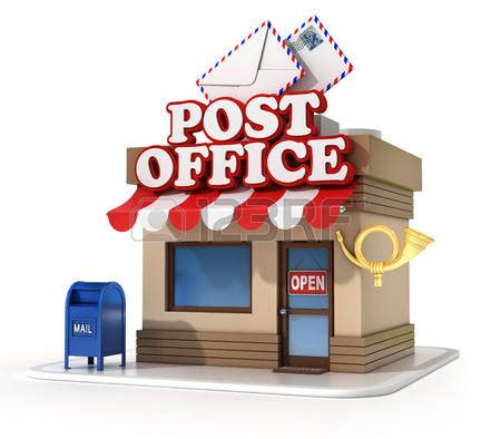 Post Office Clipart 3d Clipart Post Office Pencil And In Color 3d Clipart