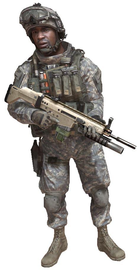 Sgt Foley Modern Warfare 2 By Raptor188 On Deviantart