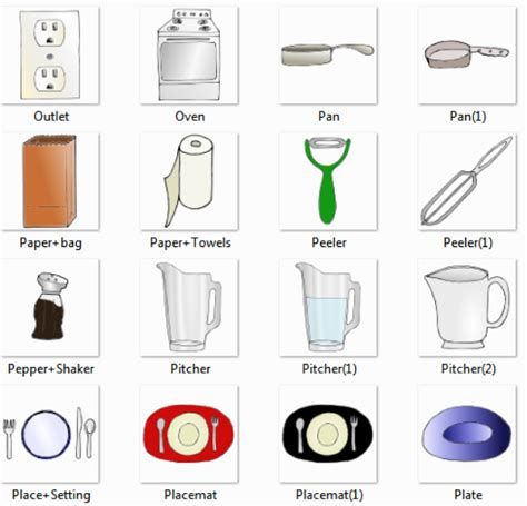 Kitchen Equipment Names by Pictures Of Cooking Equipment With 58 Items