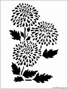 Cricut Paper Flower Templates Free