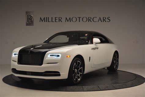New 2017 Rolls Royce Wraith Black Badge Greenwich Ct
