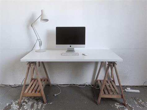 white desk with wood top ikea trestle desks wood trestle legs white desk tops x