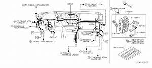 Infiniti M45 Harness Body  Engine  Room  Haeness