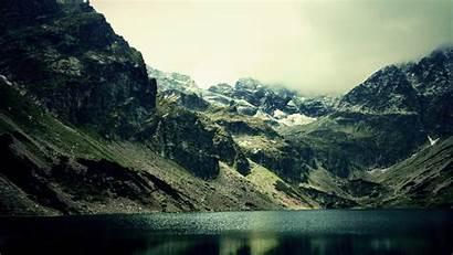 Dark Mountain Nature 1440 2560 Wallpapers Desktop