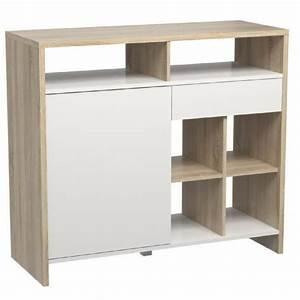 ilot de cuisine achat vente ilot de cuisine pas cher With meuble bar design contemporain