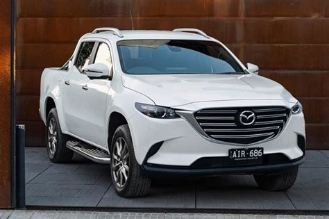 mazda bt  coming  bigger