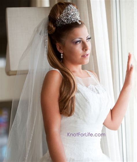 Long Hair Wedding Styles Down Dos