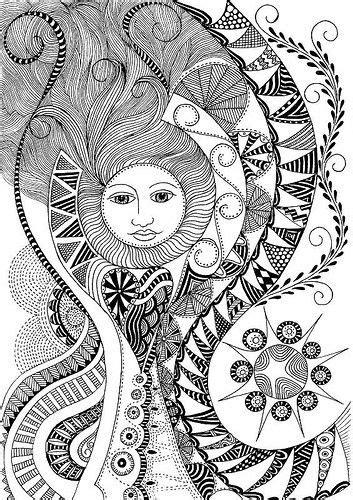 File0002_cr | Sun doodles, Zentangle art, Zentangle drawings