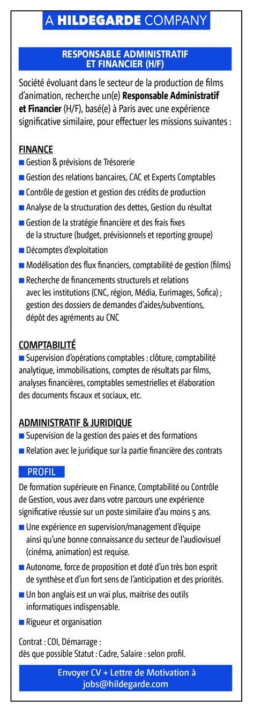 Modèle Cv Franàçais by Lettre De Motivation Responsable Administratif Et