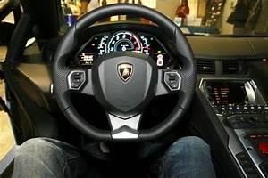 Lamborghini Aventador Interior 2013 . Lamborghini Car ...