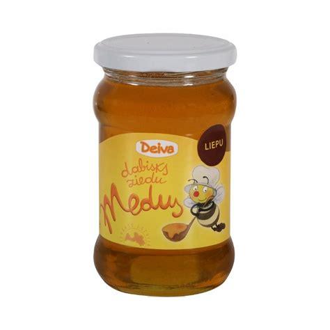 Liepu ziedu medus 400g - Specializētais Medus veikals