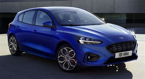 2019 Ford Focus Unveiled  Larger, Comfier, More Fun