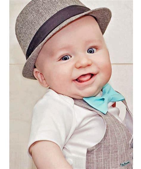 Baby Boy Vest Baby Boy Clothes Grey Vest Bow Tie Cake Smash