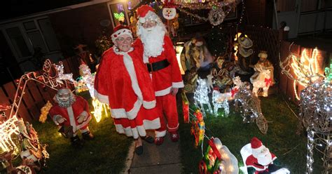 christmas decorations light up all around surrey get surrey
