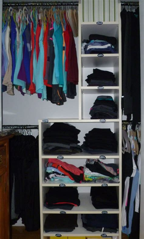 Closet Work by Lululemon Section Of My Closet All Quot Work Out Quot Clothes Are