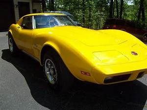 Buy Used 1973 Chevrolet Corvette