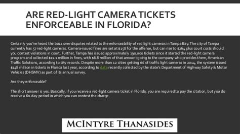 Pay Light Ticket by How To Pay A Light Ticket In Florida