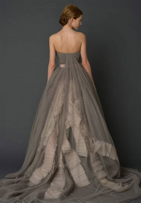 anti bride  traditional wedding dresses
