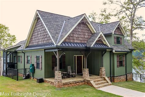 Small Cottage by Small Cottage Plan With Walkout Basement Cabins