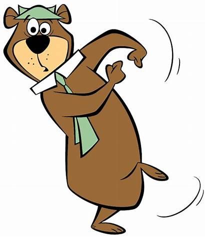 Bear Yogi Clipart Cartoon Clip Transparent Jalapeno