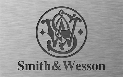 Smith And Wesson Wallpaper Smith And Wesson Logo Wallpaper Wallpapersafari