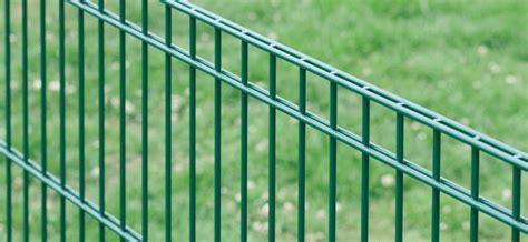 Alternative Zum Zaun by Gartenz 228 Une Und Doppelstabmatten F 252 R Privat Und Gewerbe