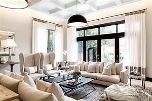 Salon Classique Chic : al barari villa dubai classique chic salon par m interior design ~ Dallasstarsshop.com Idées de Décoration