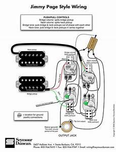 Les Paul 50s Wiring Diagrams