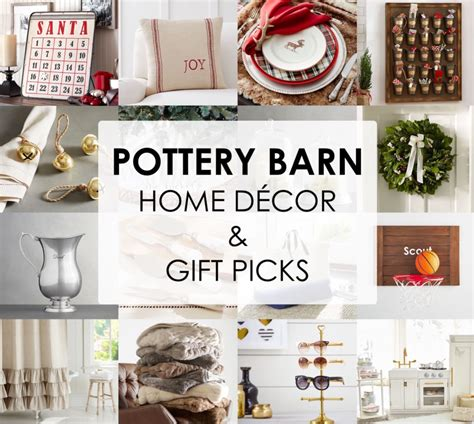 Home Decor Gift Ideas by Decor Gift Ideas Pottery Barn Edition All My