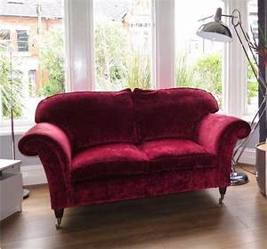 Laura Ashley Sofa : sofa laura ashley cranberry velvet in erdington west ~ A.2002-acura-tl-radio.info Haus und Dekorationen