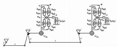 Damping Heald Shedding Schematic Motion System Element