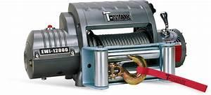 T-max Winches Ewi 12000