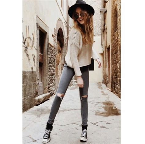 Jeans skinny jeans ripped knee jeans ripped skinny jeans gray skinny jeans grey skinny ...
