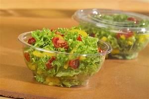 Bol A Salade : bol salade pet rond 500 ml 15 5 cm 5 5 cm ~ Teatrodelosmanantiales.com Idées de Décoration