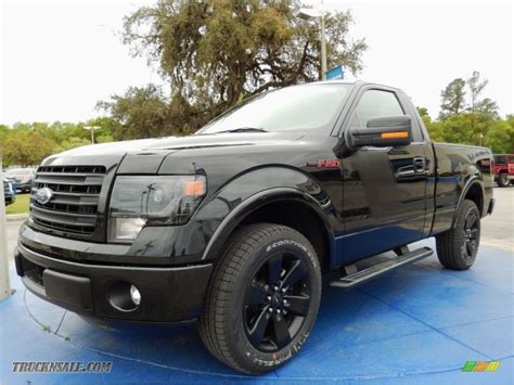 2014 Ford F150 FX2 Tremor Regular Cab in Tuxedo Black