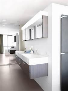 mid century modern bathroom Bathroom Midcentury with
