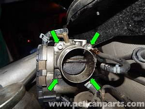Volkswagen Jetta Mk4 Throttle Body Cleaning
