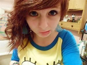 alternative, cute, girl, hair - image #450695 on Favim.com