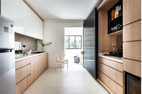 built in kitchen cabinet how much to set aside for your hdb flat renovation 4987
