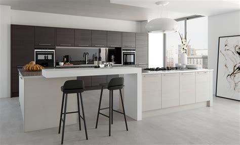 grey contemporary kitchen tavola modern hacienda black light grey kitchen stori 1486