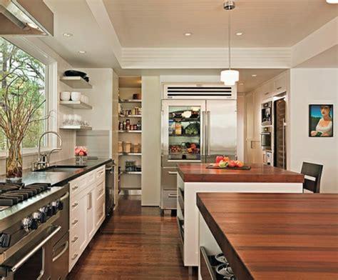 plan de travail cuisine plus un plan de travail coulissant donnera plus d 39 espace dans