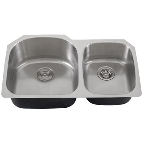 Where Are Ticor Sinks Manufactured by Ticor S105 8 Undermount Stainless Steel Bowl
