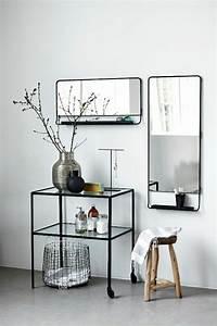 Meuble En Fer : notre inspiration du jour est la console d entr e ~ Melissatoandfro.com Idées de Décoration