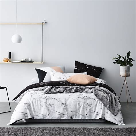 Annie Selke Marble Duvet Cover - Copy Cat Chic