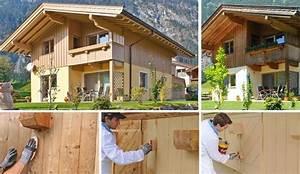 Haus Selber Streichen : holzfassade renovieren tipps von adler ~ Whattoseeinmadrid.com Haus und Dekorationen