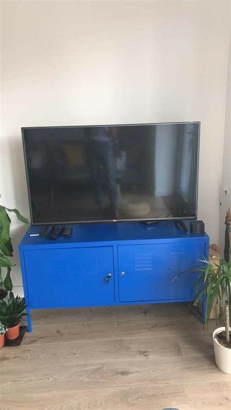 Tv Rack Ikea by Cabinet Tv Rack Ikea Ps Blue In Hackney Gumtree