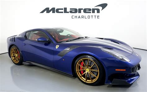 Get 2017 ferrari f12berlinetta values, consumer reviews, safety ratings, and find cars for sale near you. Used 2017 FERRARI F12 TDF For Sale ($1,049,996)   McLaren Charlotte Stock #225939