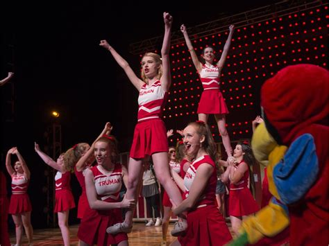 Cappies Reviews Bring It On  Edmonton Journal