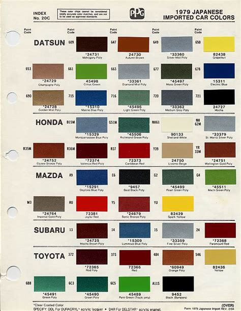 original paint colors for cars auto paint codes paint codes auto paint colors codes auto paint cars and
