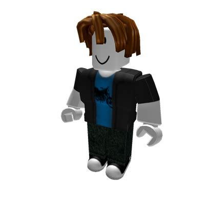 Bacon Hair noob - Roblox